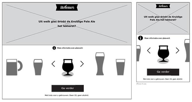 Kies een glas